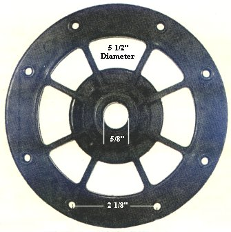 P1  ceiling fan flywheel