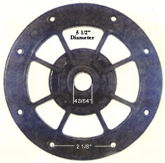 P2  ceiling fan flywheel