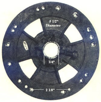 P3  ceiling fan flywheel