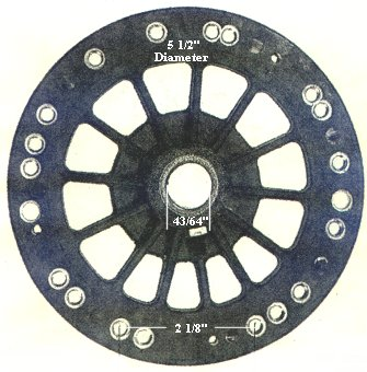 P19  ceiling fan flywheel