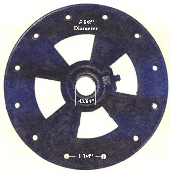 P9  ceiling fan flywheel