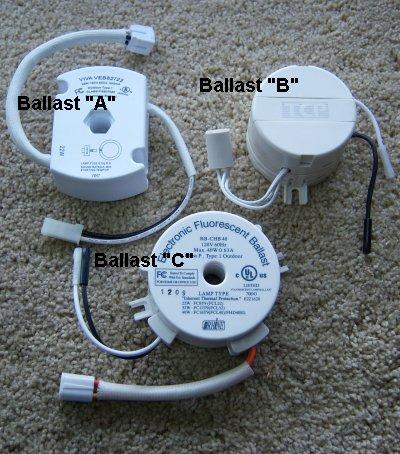 Ceiling Fan Parts Light Ballast Amp Bulbs For Ceiling Fans