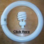 ceiling fan parts - ceiling fan bulbs